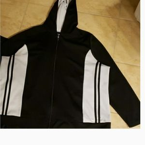 """Black and White """"Jacket Only"""""""